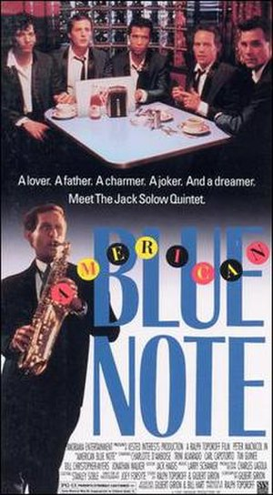 American Blue Note - Theatrical release poster