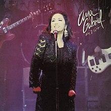 En Vivo Ana Gabriel Album Wikipedia