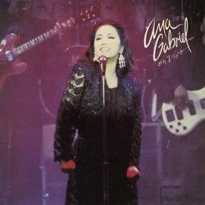 En Vivo (Ana Gabriel album) - Image: Ana Gabriel En Vivo