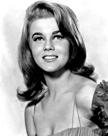 Ann-Margret in a 1963 publicity photo for Viva Las Vegas (1964). Ann Margret 1968.jpg