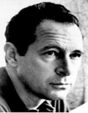 Anton Myrer - Image: Anton Myrer, American novelist