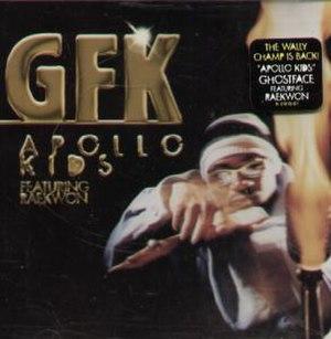 Apollo Kids (song) - Image: Apollo Kids