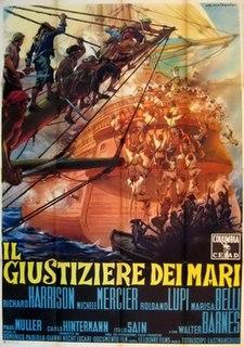 <i>Avenger of the Seven Seas</i> 1962 film