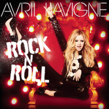 Avril Lavigne Rock n Roll cover.png