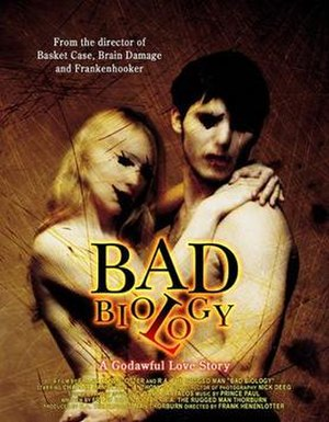 Bad Biology - Image: Bad Biology Poster