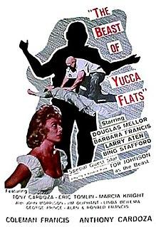 <i>The Beast of Yucca Flats</i> 1961 film by Coleman Francies