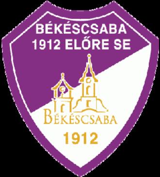 Békéscsaba 1912 Előre - Image: Bekescsaba Elore