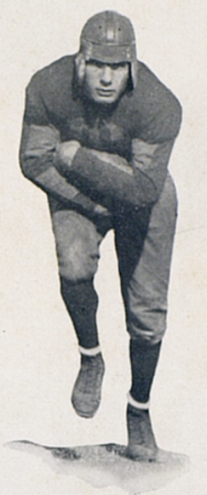 1923 Florida Gators football team - Bill Middlekauff