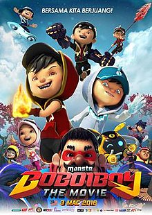 Boboiboy The Movie Wikipedia