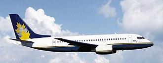 Bombardier CSeries - BRJ-X concept