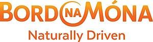 Bord na Móna - Image: Bord na Móna Logo