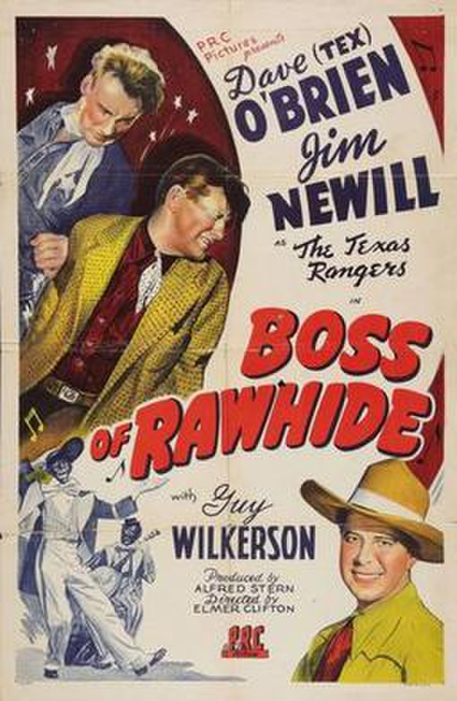 Boss of Rawhide