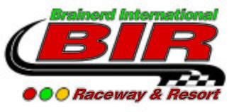 Brainerd International Raceway - Image: Brainerd International Raceway Logo