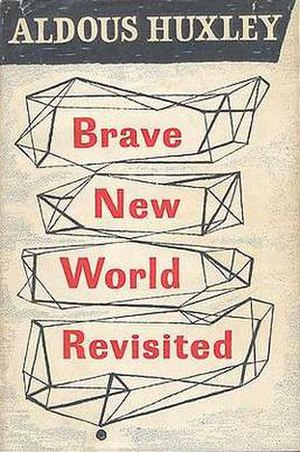 Brave New World - First UK edition