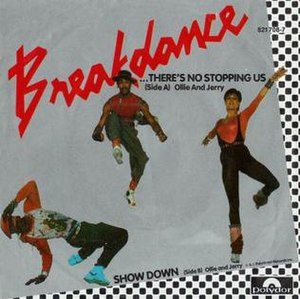 Breakin'... There's No Stopping Us - Image: Breakin' Ollie & Jerry