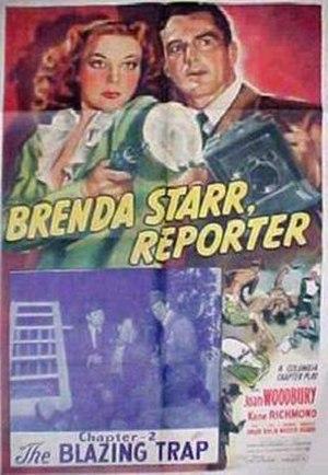 Brenda Starr, Reporter (film) - Image: Brenda Starr, Reporter