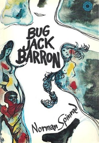 Bug Jack Barron - Cover of first edition (hardcover)