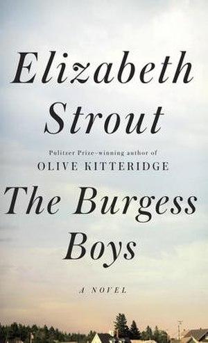 The Burgess Boys - 1st ed. Random House cover