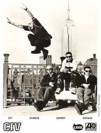 CIV (band) - CIV, 1995