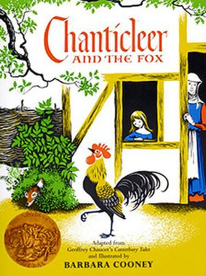 Chanticleer and the Fox (book) - Image: CM chanticleer