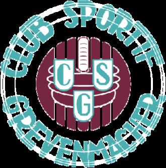 CS Grevenmacher - CS Grevenmacher