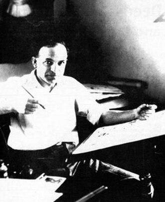 C. W. Kahles - C. W. Kahles in 1929