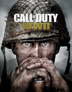 <i>Call of Duty: WWII</i> 2017 first-person shooter video game