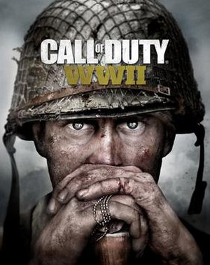 Call of Duty: WWII - Image: Call of Duty WWII Cover Art