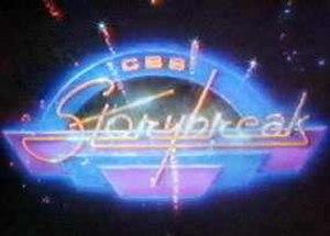 CBS Storybreak - CBS Storybreak logo, as seen on the show's opening sequence.