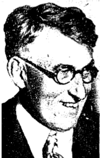 Charles A. Holland American sportsperson and politician