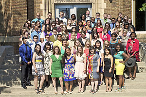 Academy for Urban School Leadership - The Chicago Teacher Residency Class of 2012