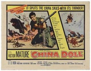 <i>China Doll</i> (film) 1958 film