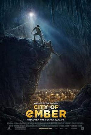 City of Ember - Theatrical release poster