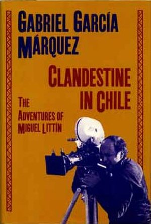 Clandestine in Chile - First edition cover  (Henry Holt and Company)
