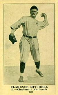 Clarence Mitchell baseball card.jpg