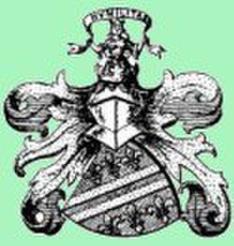 Pucić - The Coat of Arms of the Pucić noble family, variation.