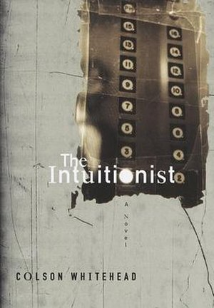 The Intuitionist - First edition cover