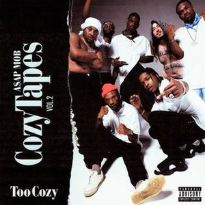 Cozy Tapes Vol. 2: Too Cozy - Image: Cozy Tapes Too Cozy Cover art