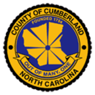 Cumberland County, North Carolina - Image: Cumberland County nc seal