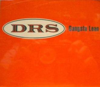 Gangsta Lean (song) - Image: DRS Gangsta Lean single