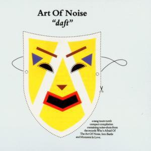 Daft (album) - Image: Daft (Art of Noise album cover art)
