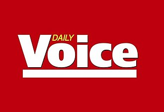 Daily Voice (South African newspaper) - Daily Voice Logo