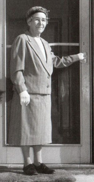 Jean Macnamara - Dame Jean Macnamara in 1967