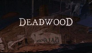 <i>Deadwood</i> (TV series) American TV series