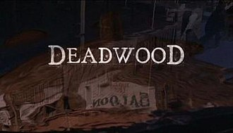 Deadwood (TV series) - Image: Deadwood titleimage