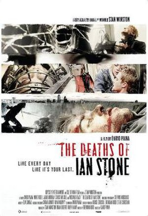 The Deaths of Ian Stone - Promotional poster