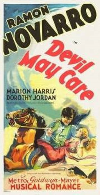 Devil-May-Care - Theatrical release poster