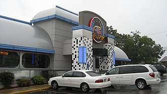Dick Clark - Dick Clark's AB Grill in Branson, Missouri (November 2007)