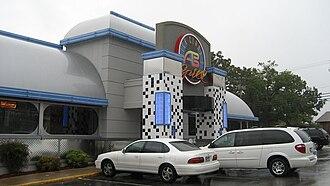 Dick Clark - Dick Clark's AB Grill in Branson, Missouri (November 2007)