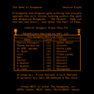 Dnd (video game) - Image: Dnd 8